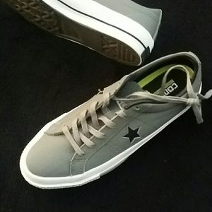 Converse Cons Mason Leather Sneakers Low Tops